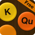 K and Q - Word Game icon