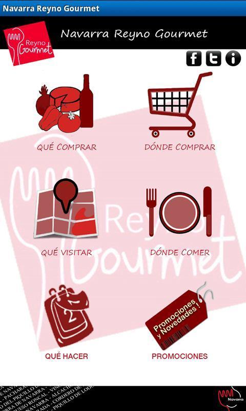 Navarra Reyno Gourmet- screenshot