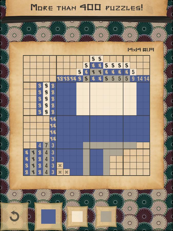 CrossMe Color Nonograms - screenshot