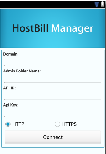HostBill Manager