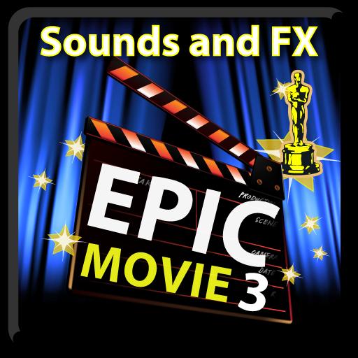 音樂App|Epic Movie Sounds and FX 3 LOGO-3C達人阿輝的APP