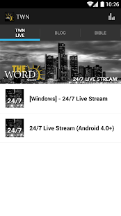 The Word Network- screenshot thumbnail