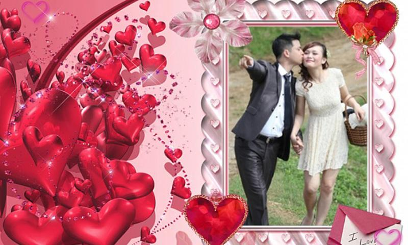 Love wedding frames android apps on google play