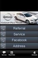 Screenshot of Gwinnett Place Nissan