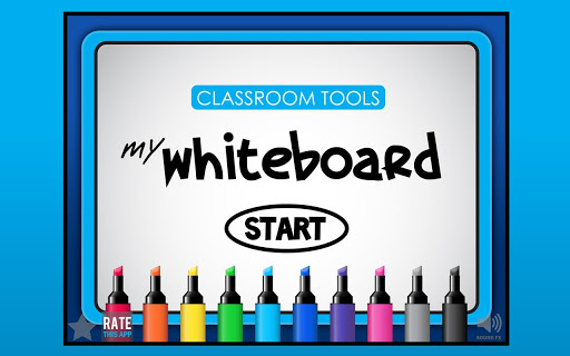 Classroom Tools- My Whiteboard
