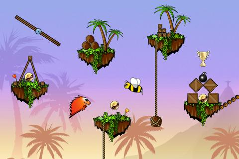 Jumpy James Demo- screenshot
