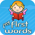 My First Words for Toddlers logo