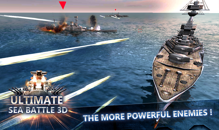 Sea Battle: Warships (3D) APK Mod v1.6.2 [LATEST] - screenshot