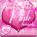 zzSmokin HOT PINK GO SMS Theme icon
