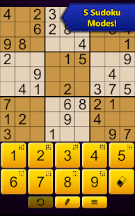 Sudoku- screenshot thumbnail