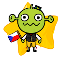 [B]TypingCONy for Czech logo