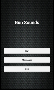 Gun Sounds - screenshot thumbnail