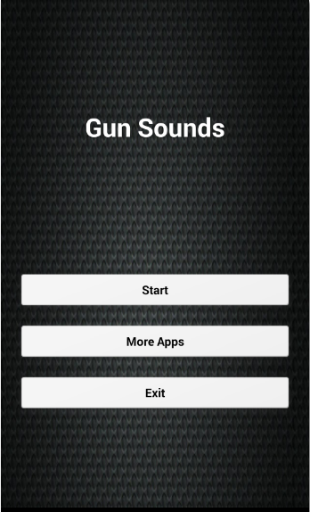 Gun Sounds - screenshot