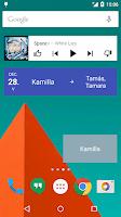 Screenshot of Névnapp