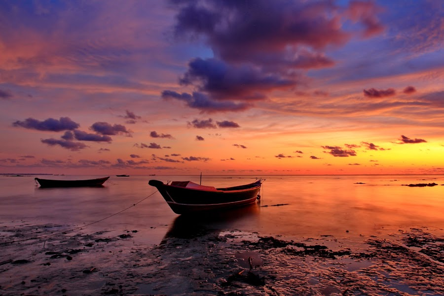 by Joel  Pangoe Rihingan - Landscapes Sunsets & Sunrises
