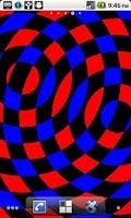 Screenshot of Interfering Circles LWP