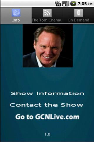 The Tom Chenault Show - screenshot