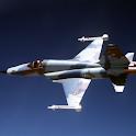 Northrop F-5 Tiger FREE logo