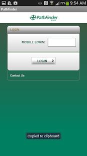 Pathfinder Bank- screenshot thumbnail