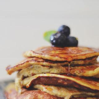 Paleo Pancakes.