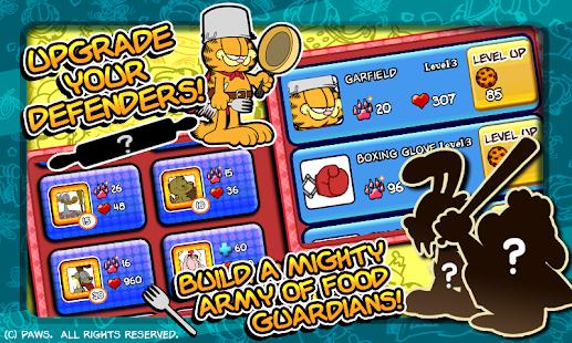 Garfield's Defense - screenshot thumbnail