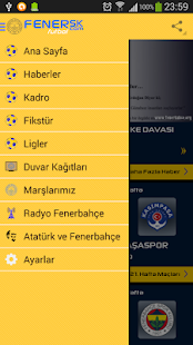 Fenerbahce - Football - screenshot thumbnail