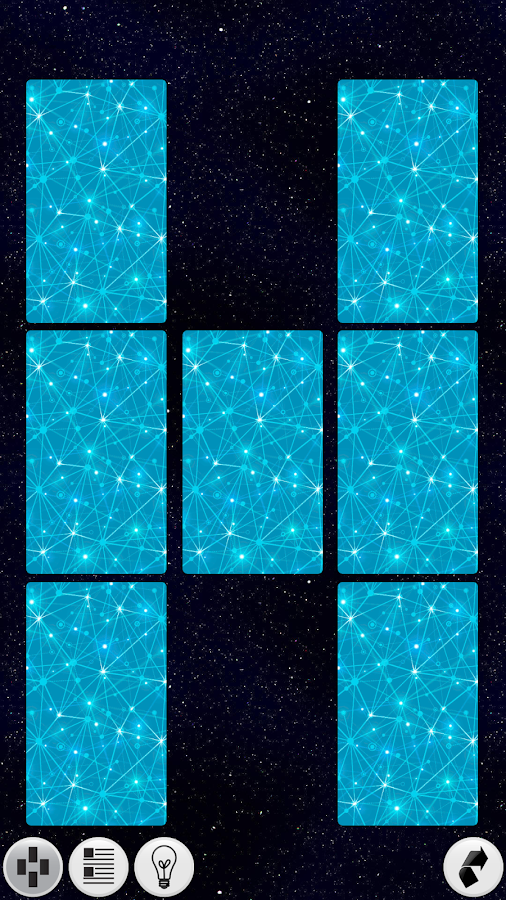 Galaxy Tarot - screenshot