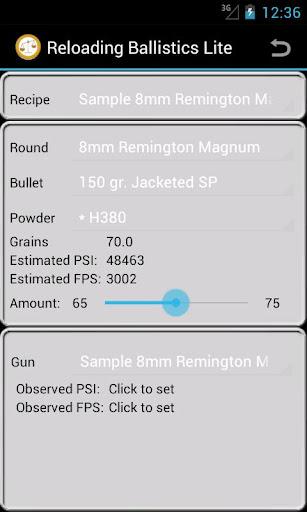 8mm Remington Mag Ballistics