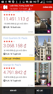 Hotels.com Đặt phòng khách sạn Mod