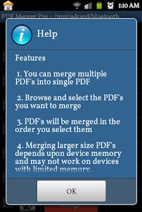 玩免費商業APP|下載PDF Merge Pro app不用錢|硬是要APP