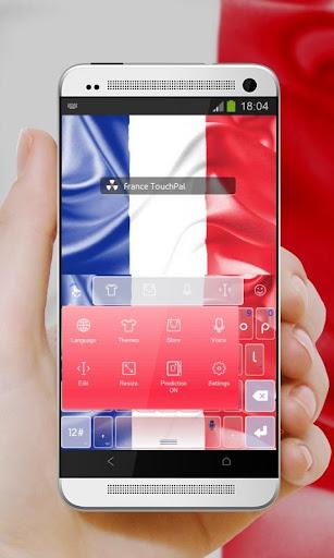 免費個人化App|法國 TouchPal Theme|阿達玩APP