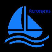 Maritime acronyms