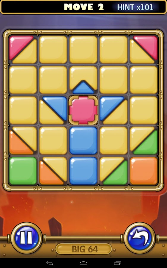 Shift It - Sliding Puzzle- screenshot