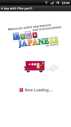 GoGo Japanese daily phrases1