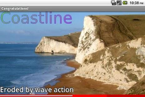Geography Natural Features 2- screenshot thumbnail