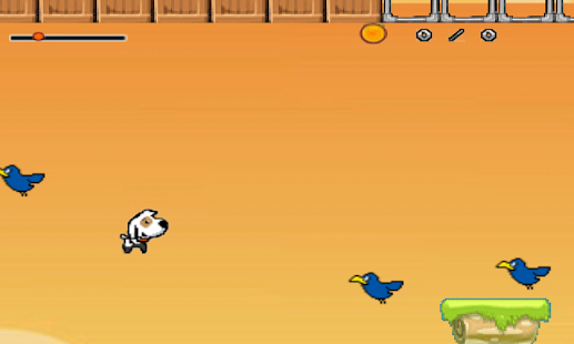 Jumpy Hoppy - screenshot thumbnail