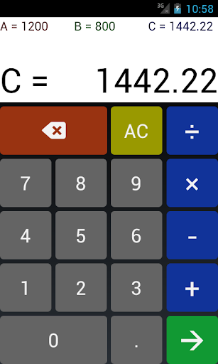 Zigzag Calculator