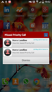 Priority Call- screenshot thumbnail