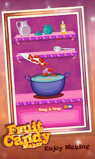Make Fruit Candy –Cooking Saga - screenshot thumbnail