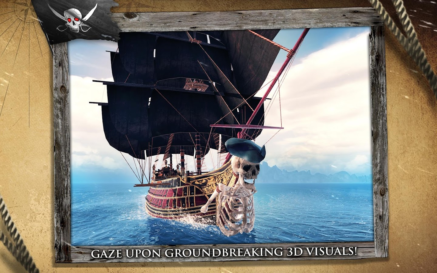 Assassin's Creed Pirates - screenshot