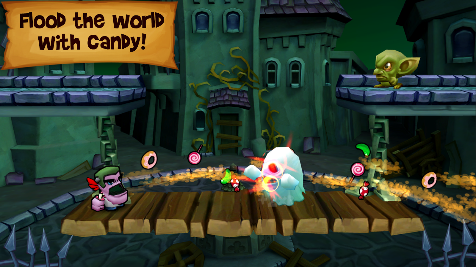 Muffin Knight FREE- screenshot