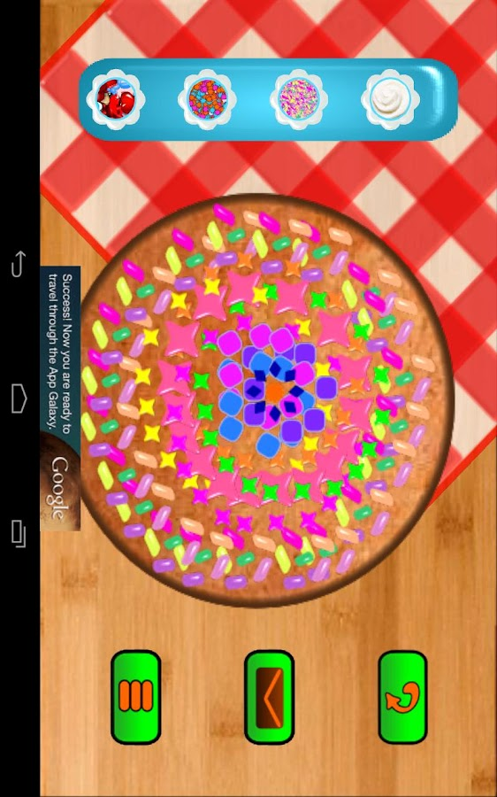 Cookie Maker Free for Kids- screenshot
