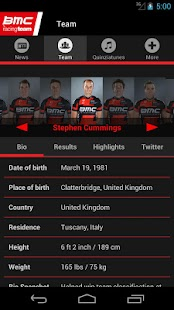 BMC Racing Team - screenshot thumbnail
