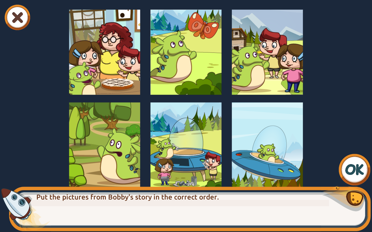 online alien games for kids