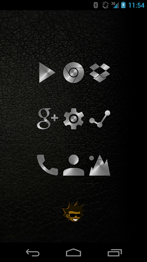 Tha Metal - Icon Pack