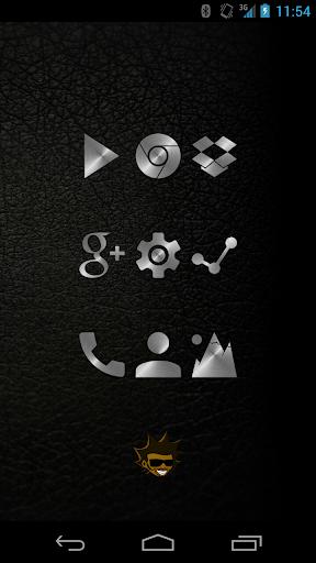 Tha Metal - Icon Pack
