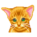 Bengal Cat Tamagotchi icon