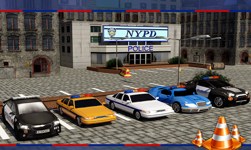 Drive Chase: Police Car 3D