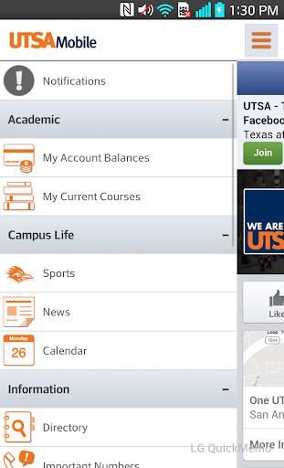 【免費教育App】UTSA Mobile-APP點子