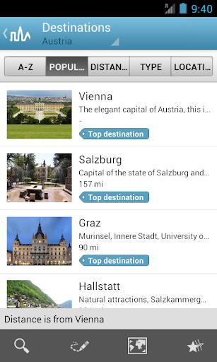 Austria Travel Guide by Tripos